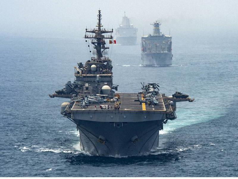 """日本為何不參加美國的""""護航聯盟"""""""