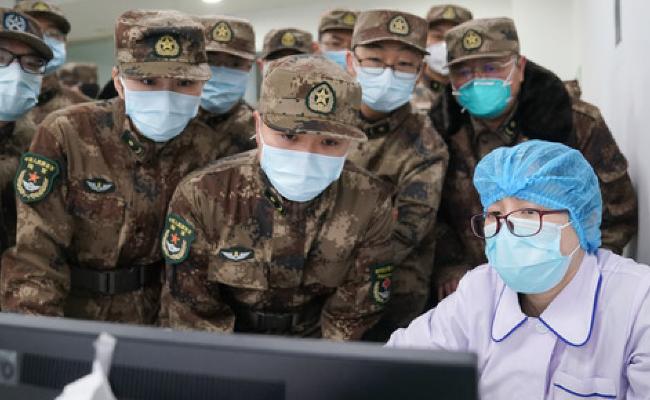同舟共濟堅決打贏疫情防控阻擊戰