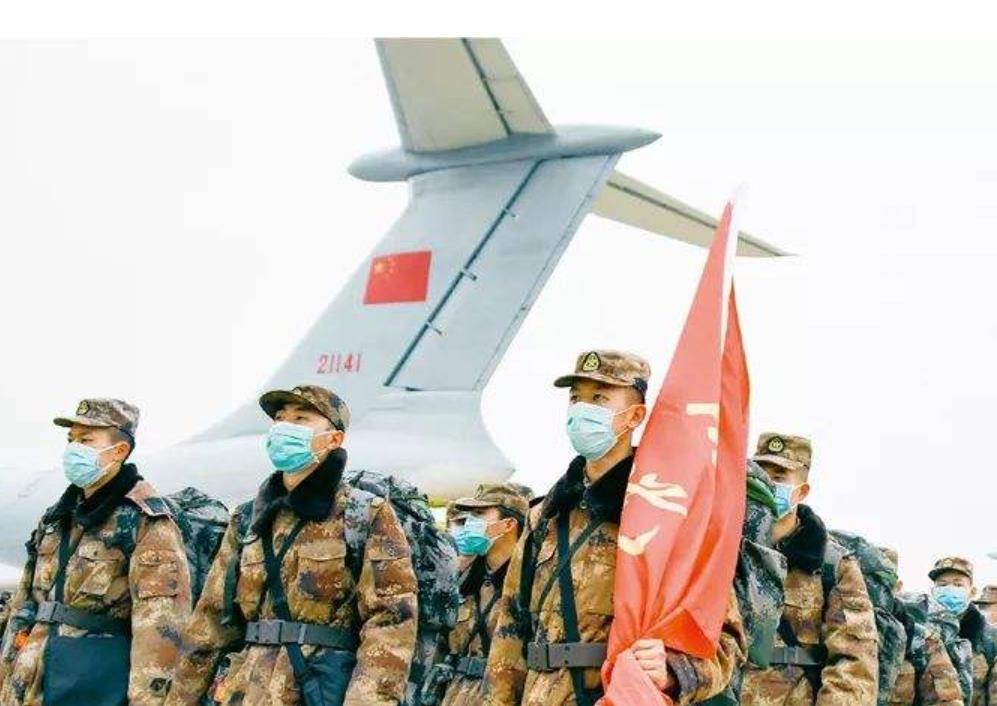 國防部:軍隊支援地方抗擊疫情不獲全勝決不收兵