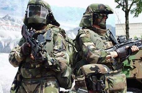 法軍因疫情從伊拉克撤離
