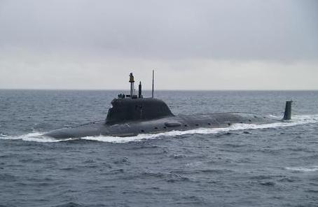 俄潛艇部隊建設提速
