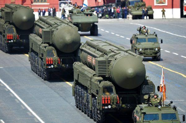 俄防長:俄軍核力量現代化裝備佔比年內將達到87%