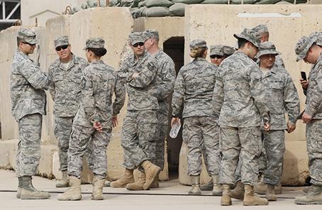 美軍頻現確診病例,備戰能力受打擊?軍方人士這樣説