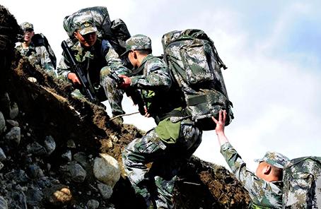 西藏軍地集智攻關助推訓練取得新突破