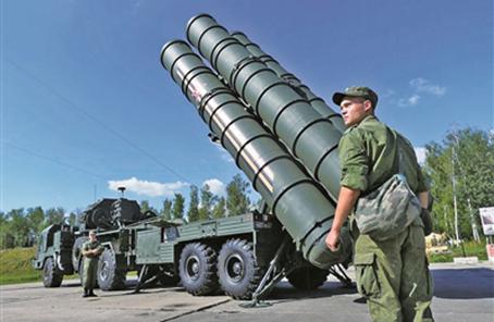 俄羅斯武器出口實現新突破