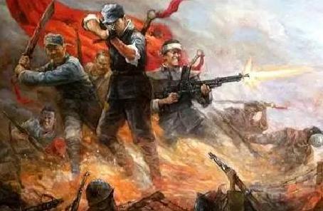 偉大民族精神是抗戰勝利決定因素