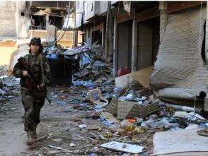 中國常駐聯合國副代表呼吁堅持政治解決敘利亞問題正確方向