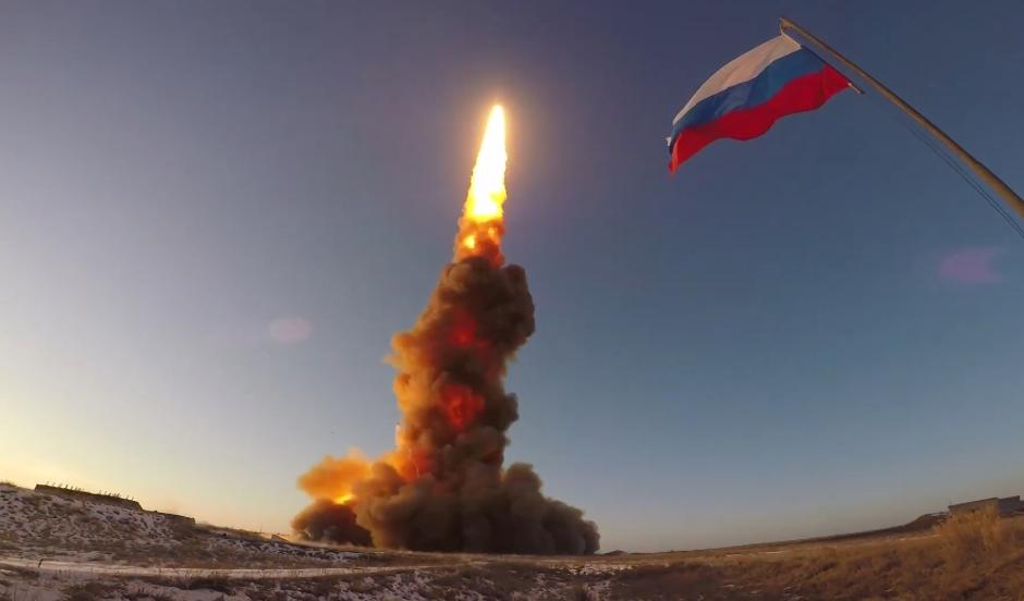 俄羅斯成功試射新型反導攔截彈 以預定精度命中目標