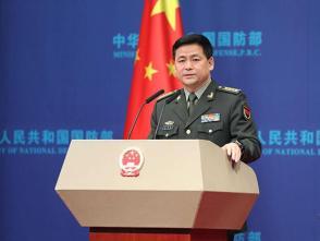 國防部介紹如何理解確保二〇二七年實現建軍百年奮鬥目標