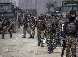 印巴在克什米爾交火 印度3名軍人死亡