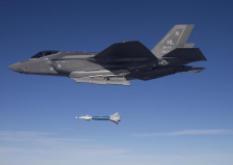 美軍方人士稱F-35未能實現設計用途