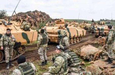 土耳其議會批準將派駐利比亞的土軍駐扎期限延長18個月