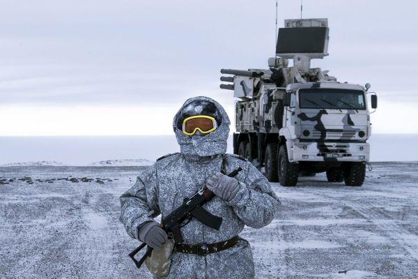 俄重啟北極軍事實驗室 可在極端環境下測試各類槍械火炮