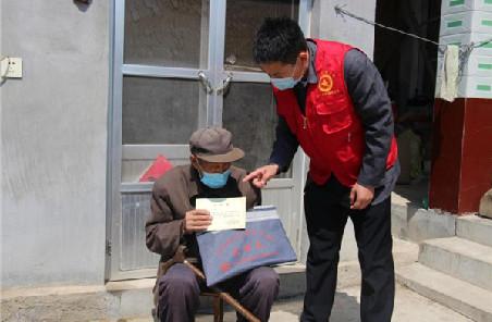 """山東臨沂退役軍人服務中心:一張張""""光榮單"""",一份份愛兵情"""