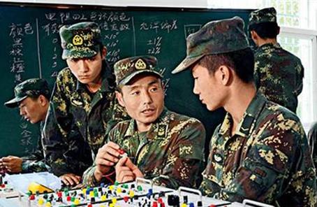 基層需要什麼樣的兵教頭 官兵有話説