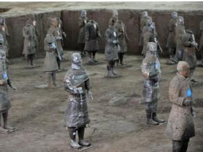 """BBC稱兵馬俑是""""徵服世界的軍隊"""""""