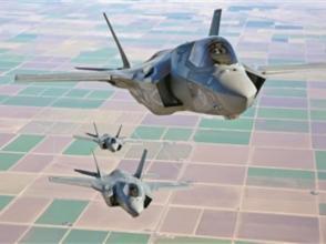 """流言纏身 透視F-35的""""三重門"""""""