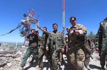 勒緊絞索!敘庫爾德武裝加速合圍拉卡:最近只剩4公裏