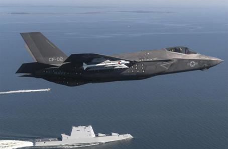 """釋放完整戰力!美軍年內接收""""完整版""""F-35戰機"""