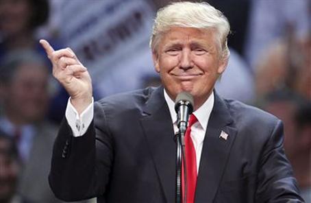 特朗普呼吁以阿共同打擊恐怖主義