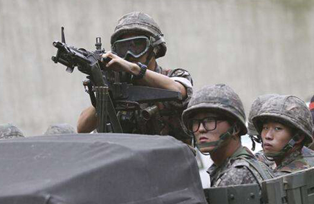 韓國稱可疑飛行物越境飛行遭警告射擊