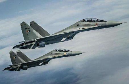 印度空軍一戰鬥機失聯