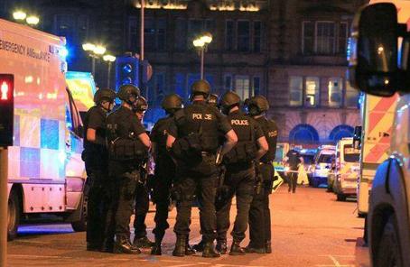 安理會譴責英國曼徹斯特爆炸襲擊事件