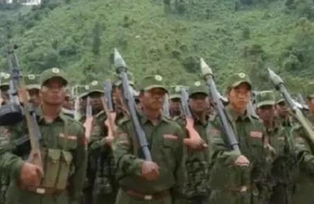 緬北7支武裝組織代表抵達內比都參加和平大會