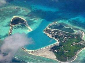 外交部:南海形勢呈現積極發展態勢