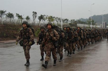 """部隊移防 惠州政府處置74集團軍8類""""撓頭事"""""""