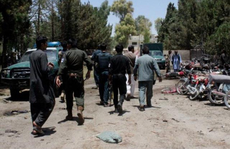 阿富汗南部遭炸彈襲擊致65人死傷
