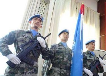 中國第七批赴南蘇丹維和醫療隊首獲南蘇丹政府表彰