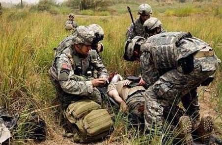美國老兵在戰場失去四肢 開度假村撫慰傷兵