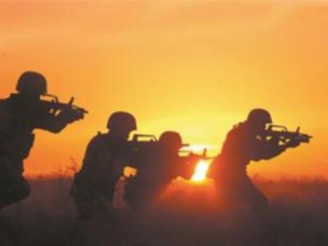 積極謀求信息化作戰能量的精確聚釋
