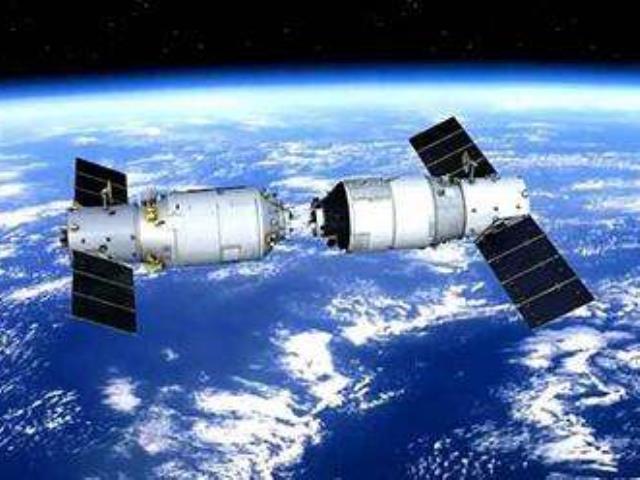 天舟一號完成自主快速交會對接試驗