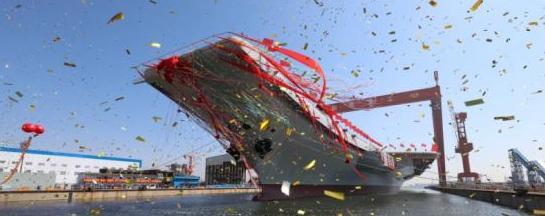 中國航母形成規模戰鬥力至少有三道坎