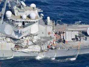 美參議院就撞船事故問責海軍:必須立即改正錯誤