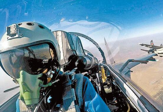 同乘對抗:中巴空軍聯訓的新跨越