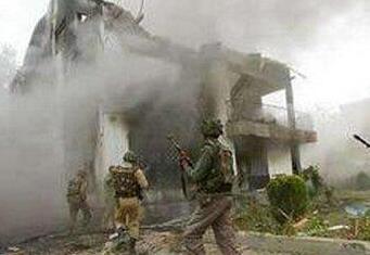 巴基斯坦軍方説印度在克什米爾附近炮擊巴平民