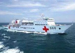 和平方舟醫院船塞拉利昂醫療服務探訪記