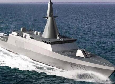 埃及從法國接收一艘追風級護衛艦