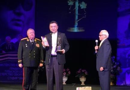 奧澤洛夫國際軍事電影節落幕 《勇士》《血戰湘江》獲獎