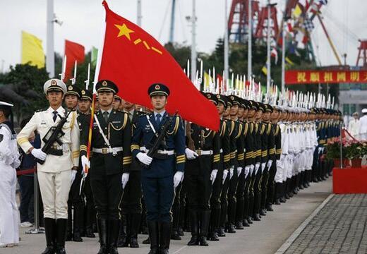 200位香港各界人士中秋慰問駐港官兵
