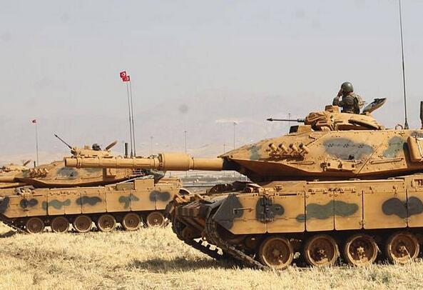 土耳其提高土伊邊境軍演級別