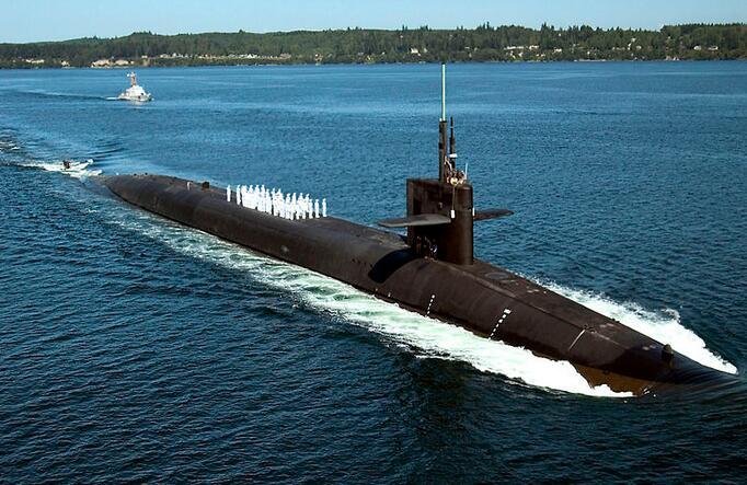 超越俄亥俄,美英共同開發史上最強大核潛艇