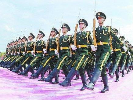 人民日報評論員:確保黨對武警部隊絕對領導的重大政治決定
