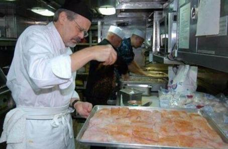 揭秘美軍潛艇夥食:早餐奶油雞蛋最受歡迎