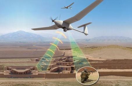 美軍研發激光充能技術可令無人機不間斷飛行