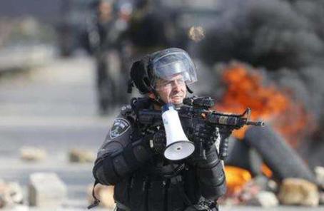 一名巴勒斯坦人被以色列士兵開槍打死